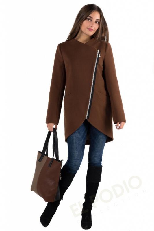 Пальто демисезонное женское Артикул: 01-0023-09