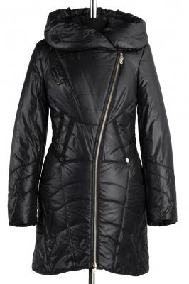05-1082 Куртка зимняя Плащевка Черный