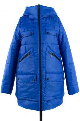 05-1336 Куртка зимняя Scandinavia (Синтепон 300) Плащевка Небо