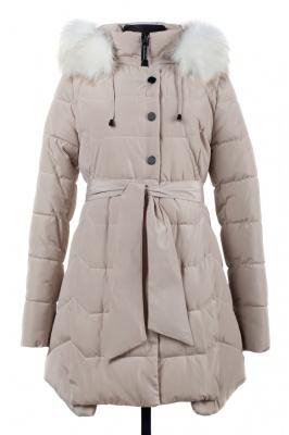 05-1394 Куртка зимняя (Синтепух 350) Плащевка Бежевый