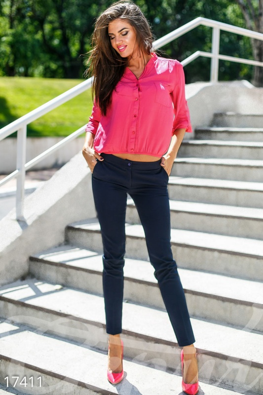 Central park Классические женские брюки