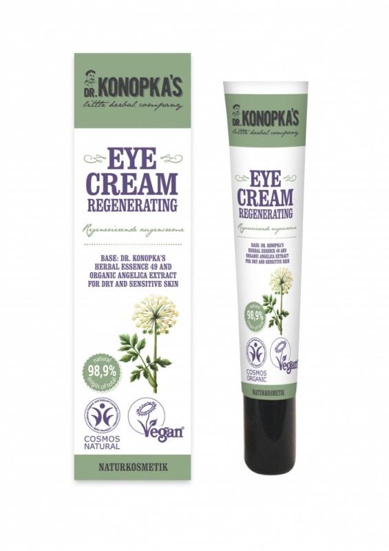 DR.KONOPKA\'S Крем для глаз восстанавливающий 20г
