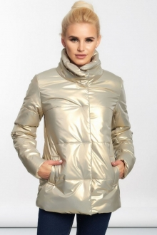 Модная утеплённая куртка