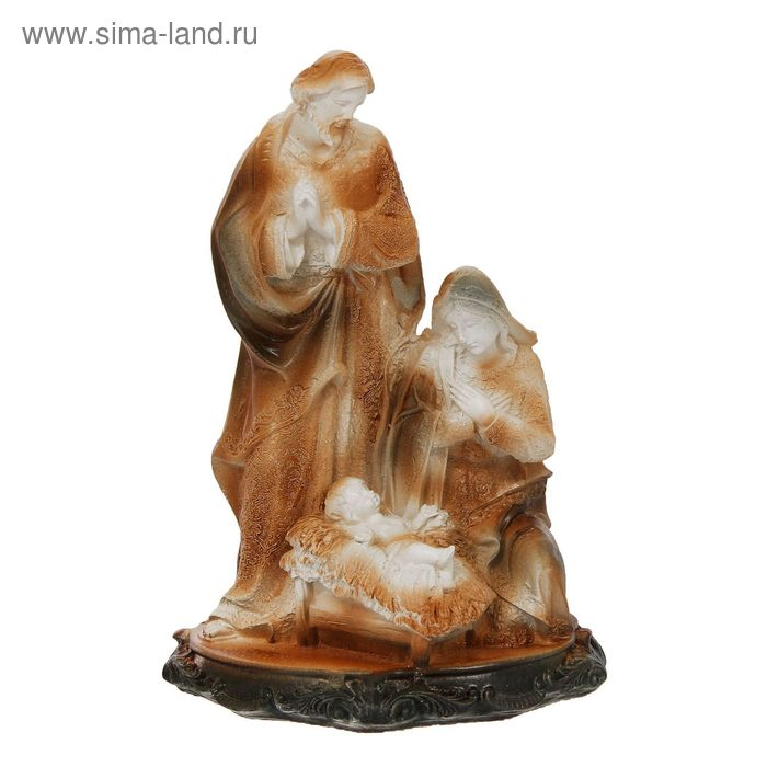 """Статуэтка \""""Рождение Христа\"""" микс"""