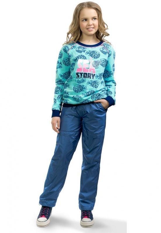 GZPM491 брюки для девочек