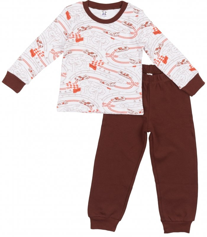 Пижама для мальчика K&R BABY