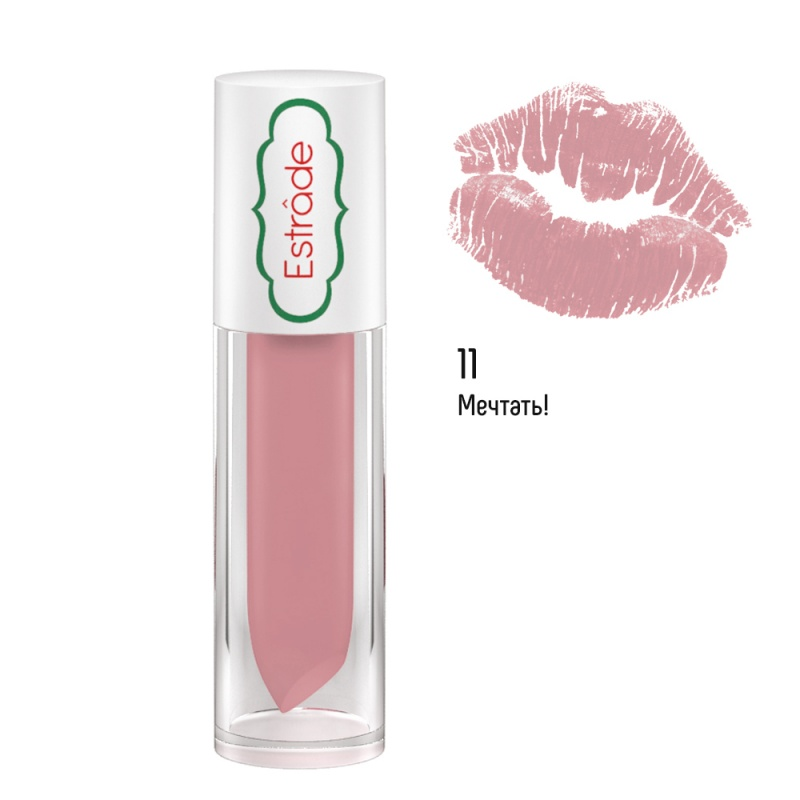 """Amélie"" Tint velours [амели] бархатный тинт для губ т. 11"