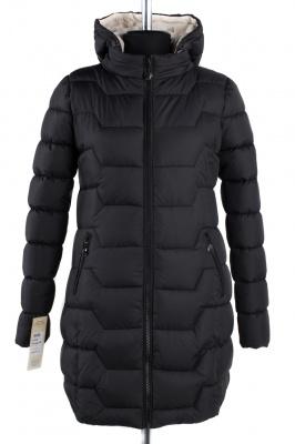 05-0948 Куртка зимняя (Синтепух 300) Плащевка Черный