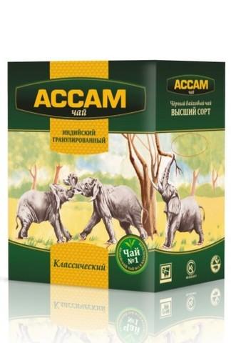 Чай Assam 250гр (кор*48)