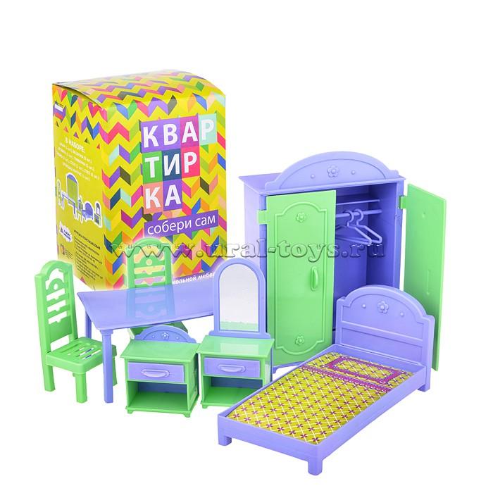 Набор мебели Квартирка
