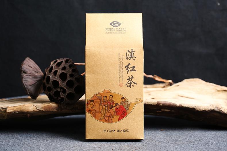 черный чай Hongde Tea Pu вкус 2017 Юньнань
