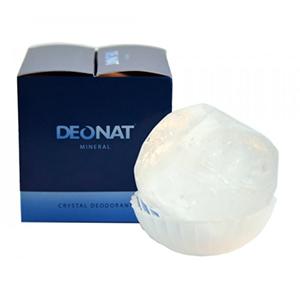 Дезодорант кристалл природный в подарочной коробочке 155г