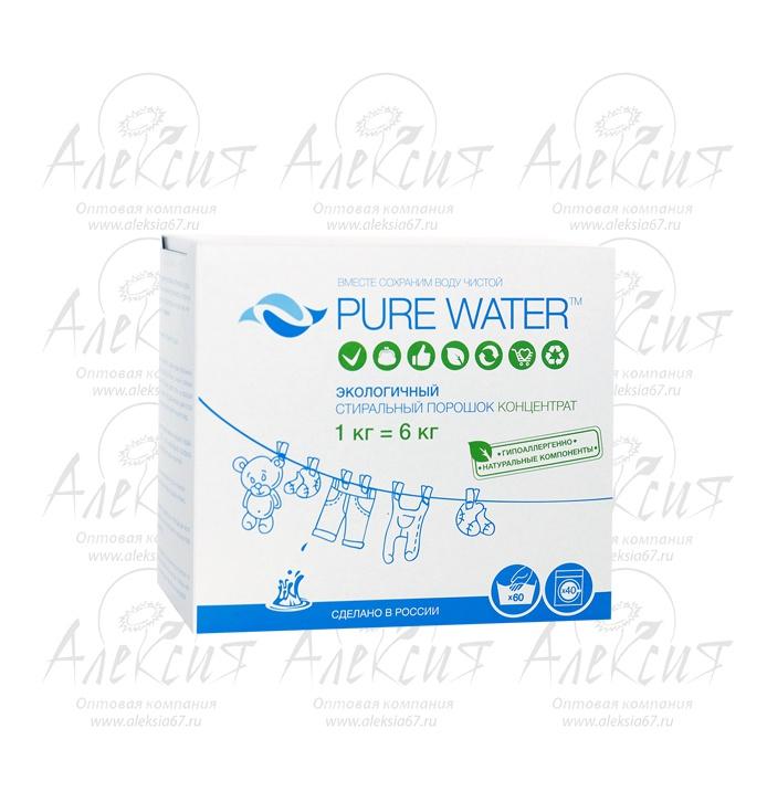 """""""PW"""" Стиральный порошок Pure Water"""
