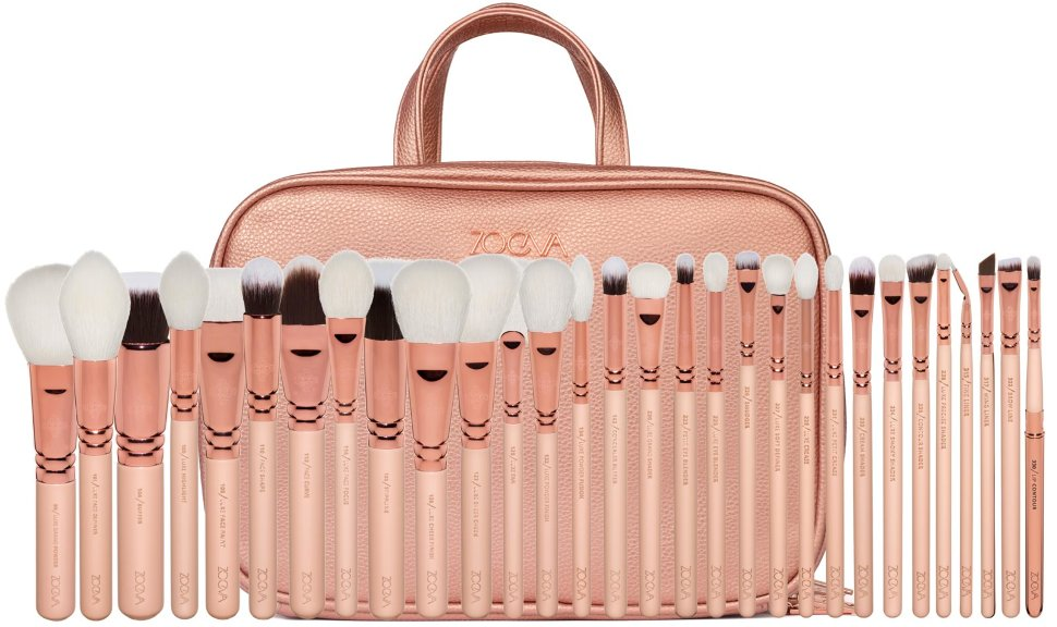MAKEUP ARTIST ZOE BAG Rose Golden Vol. 2