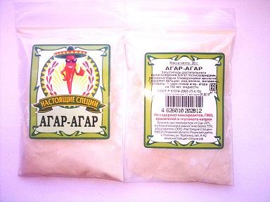 Агар-агар 20 гр