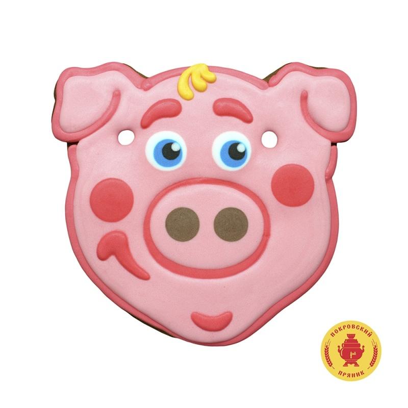 Свинка (полностью закрашена) Будет представлен в ассортименте