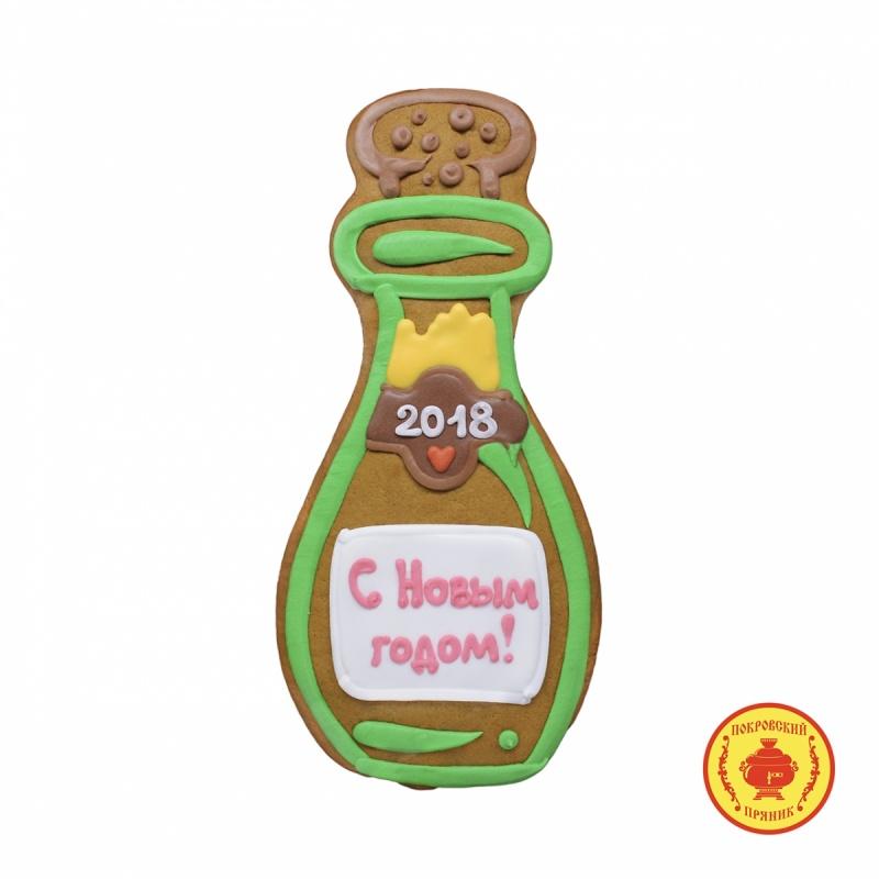 """Шампанское """"С новым годом"""" 270 грамм"""