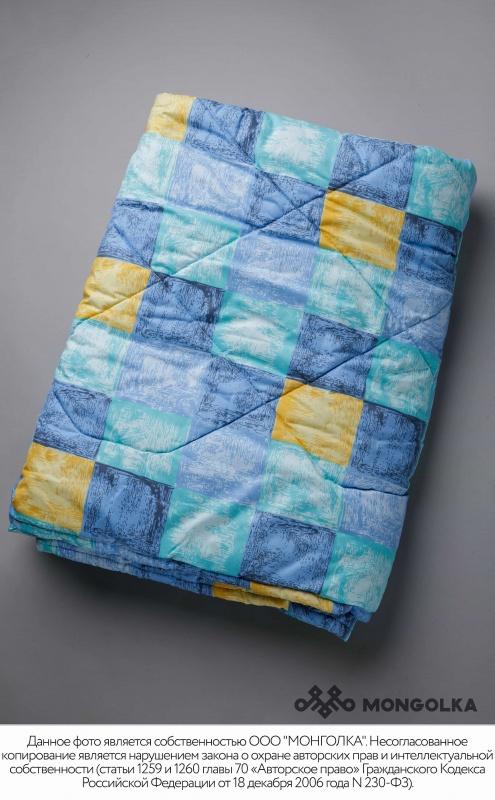 Одеяло стеганое верблюжья шерсть 150*200 см