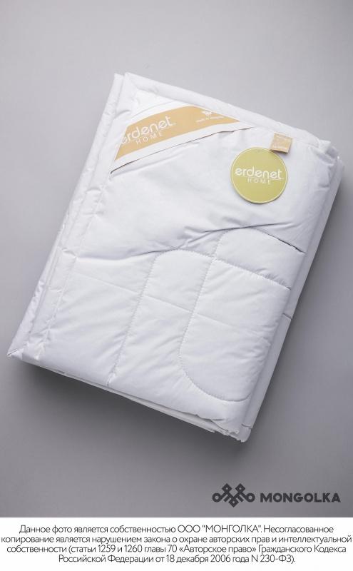 Одеяло стеганое 100% шерсть верблюда Erdenet 200*220 см