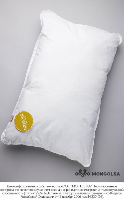 Подушка из 100% овечьей шерсти 48*72 см