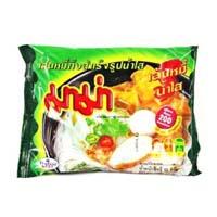 Рисовая вермишель быстрого приготовления Mama 55 g