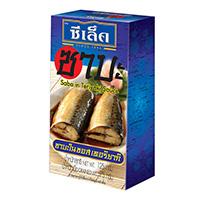 Рыба саба в соусе терияки от Sealect 125 г