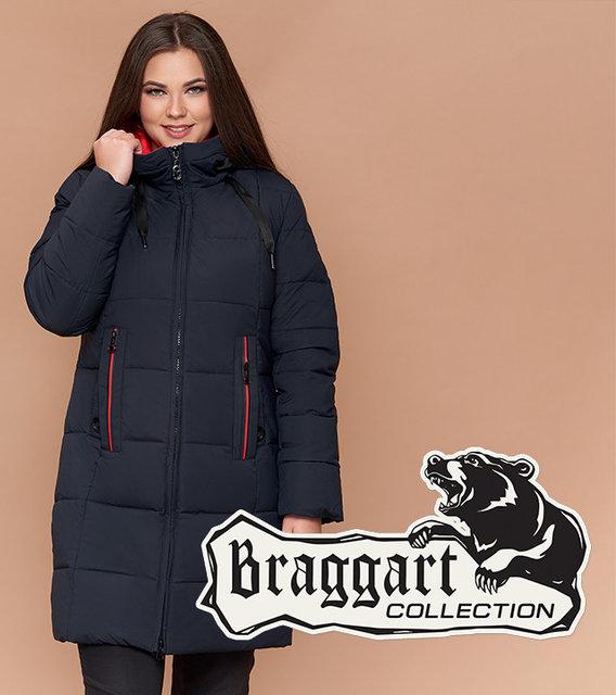 Braggart Diva | Теплые зимние куртки 1931 темно-синий