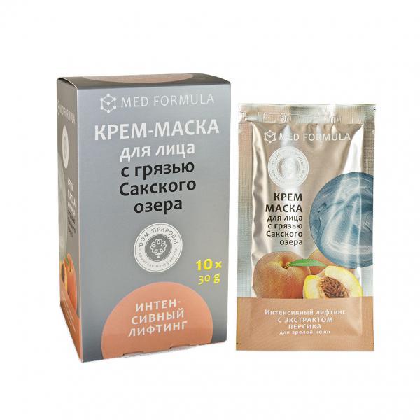 Крем-маска «Интенсивный лифтинг» для зрелой кожи
