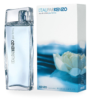 KENZO L'EAU PAR  lady  test 100ml edT
