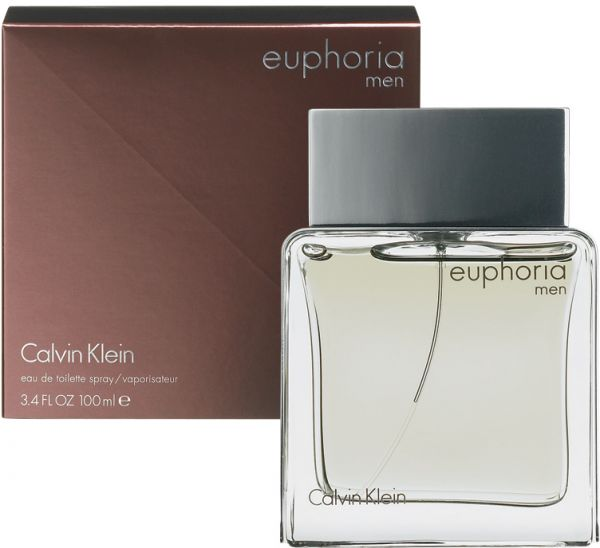 CALVIN KLEIN EUPHORIA men test 100ml edT