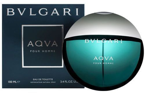 BVLGARI AQUA men test 100ml edT