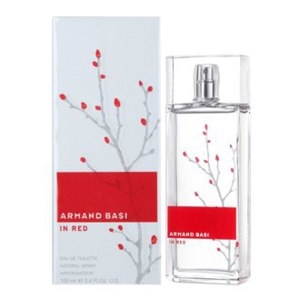 ARMAND BASI IN RED lady test 100ml edT