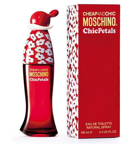 5849	MOSCHINO CHEAP & CHIC Petals lady test 100ml edT