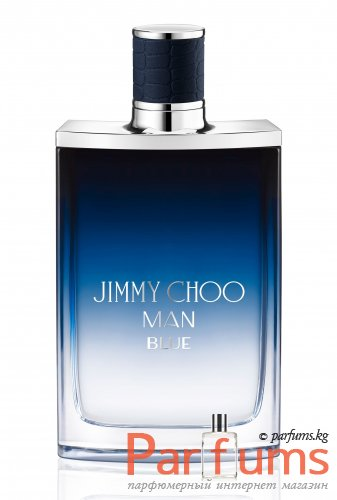 JIMMY CHOO BLUE men  test  100ML EDT NEW