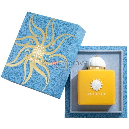 AMOUAGE SUNSHINE lady пробирка  2ml edp