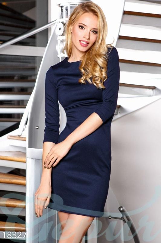 Привлекательное платье футляр Подробнее: https://gepur.ru/product/plate-18327