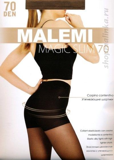 Колготки классические Malemi Magic Slim 70