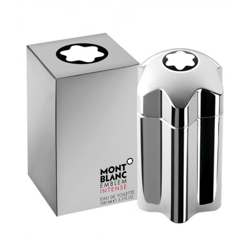MONT  BLANC Emblem Intense men test 100ml edt NEW