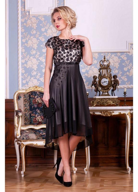 Платье Euro Moda