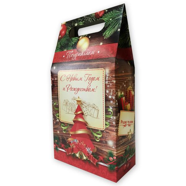 Новогодний подарочный набор «Праздничный», 390г