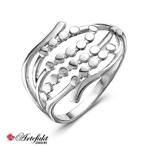 Серебряное кольцо 925 пробы - 110