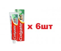 Colgate зубная паста 100мл Максимальная Защита от кариеса Двойная мята 6шт