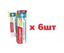 Colgate зубная паста 75мл Тотал 12 Pro Видимый эффект 6шт