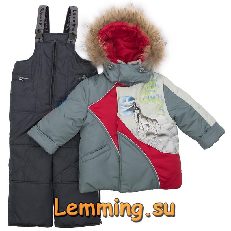 """Детская верхняя одежда Зима – Модель № 265 \""""Хаски\"""""""