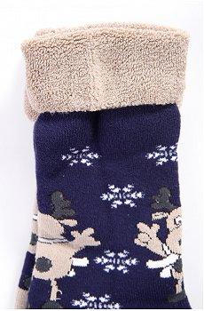 Носки махровые Sandra