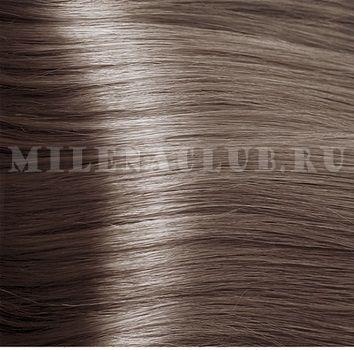 Kapous Professional Крем-краска для волос Magic Keratin тон 8.23 светлый бежевый перламутровый блонд 100мл