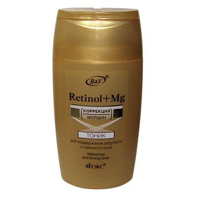 """""""Retinol+Mg"""" Корр.морщ. Тоник для подд.упругости 150мл"""