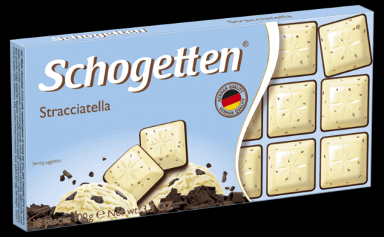 Schogetten страчателла 100г