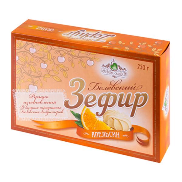 "Белёвский зефир \""Апельсин\"", 250 г"