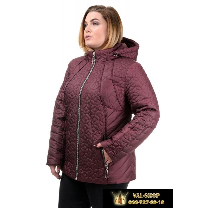 """Женская демисезонная куртка """"Кейси"""" 210 от A.G"""